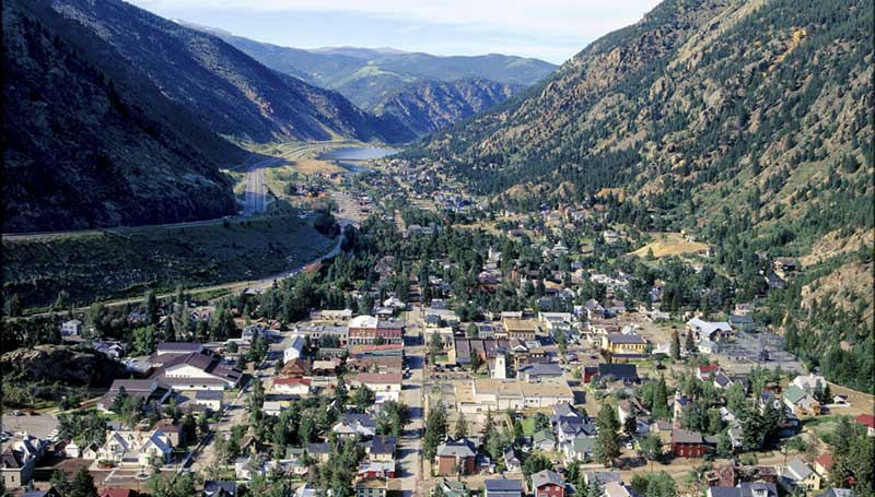 Georgetown-Colorado