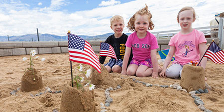 Kids-Sandcastle-Competition