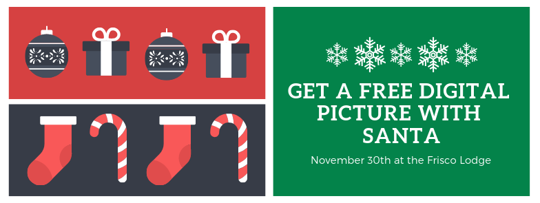 Get a free digital photo with santa at the Frisco Lodge.png