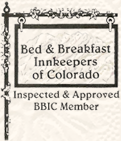 Bed and Breakfast Innkeepers of Colorado