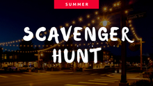 Summer Scavenger Hunt in Frisco Colorado