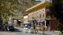 Take A Day Trip From the Frisco Lodge: Georgetown, Colorado
