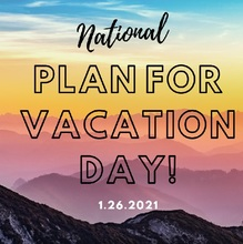 National Plan for Vacation Day 2021