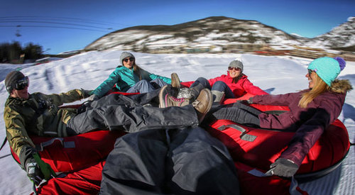 Copper-Mountain-Tubing-Hill
