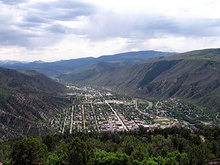 Take A Day Trip From the Frisco Lodge: Glenwood Springs