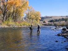 Great Fishing Spots Near Our Frisco Bed & Breakfast