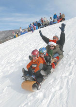 Winter Family Fun: Sledding Hills in Summit County