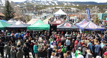 Top 6 Spring Break Events in Summit County Colorado